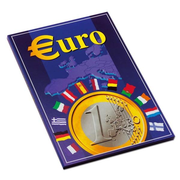 Euro Sammelalbum  International für gekapselte Euros AT_1614182_1