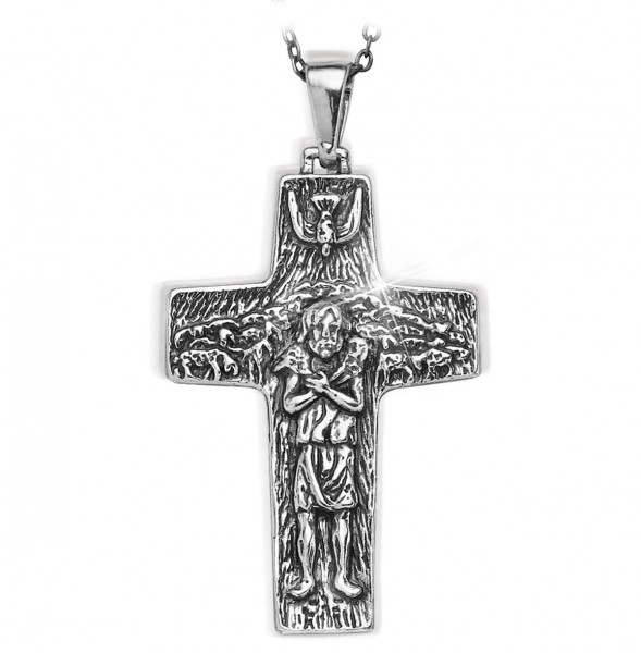 "Kreuz-Halskette ""Papst Franziskus"" AT_3008012_1"