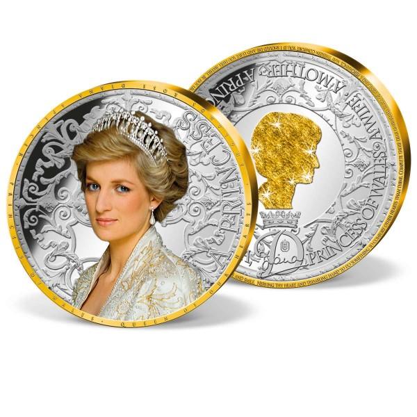 """XXXL-Prägung """"Diana - Die Prinzessin"""" AT_1950763_1"""