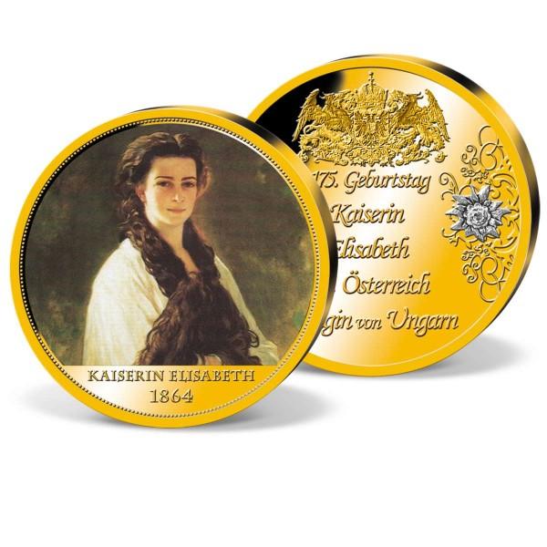 "Farbprägung ""Kaiserin Elisabeth 1864"" AT_8435774_1"