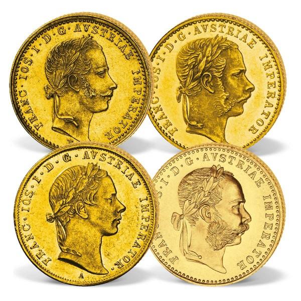 """Golddukatenset """"Franz Joseph I."""" AT_2460117_1"""