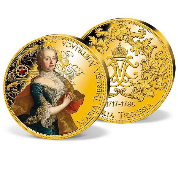 """Jubiläumsprägung """"Maria Theresia"""" zum 300. Geburtstag AT_9176812_1"""