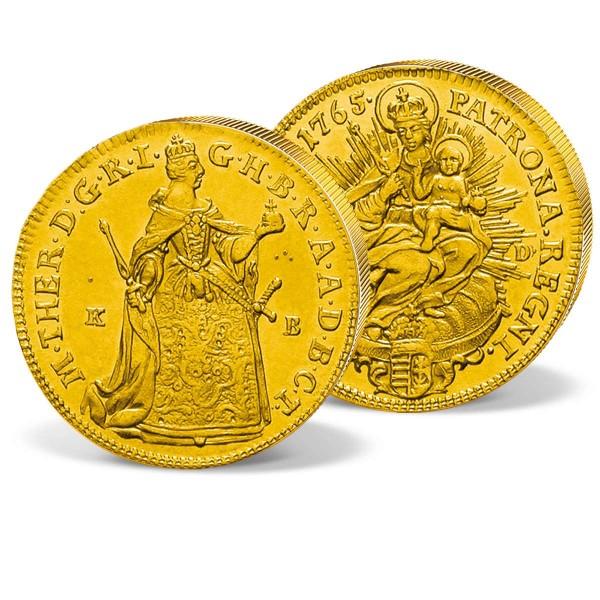 "Goldmünze 1 Dukat ""Maria Theresia"" 1741-65 AT_2460154_1"