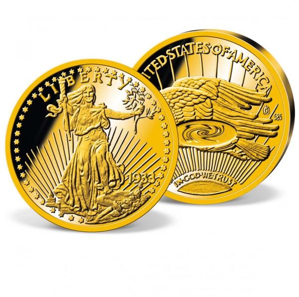 """Gold-Neuprägung """"Double Eagle 1933"""" AT_2625205_1"""