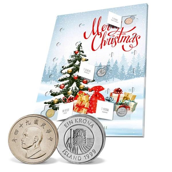 Der numismatische Adventskalender AT_8811031_1