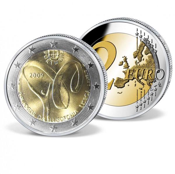 "2 Euro Gedenkmünze ""Portugal Lusophonie"" AT_2718978_1"