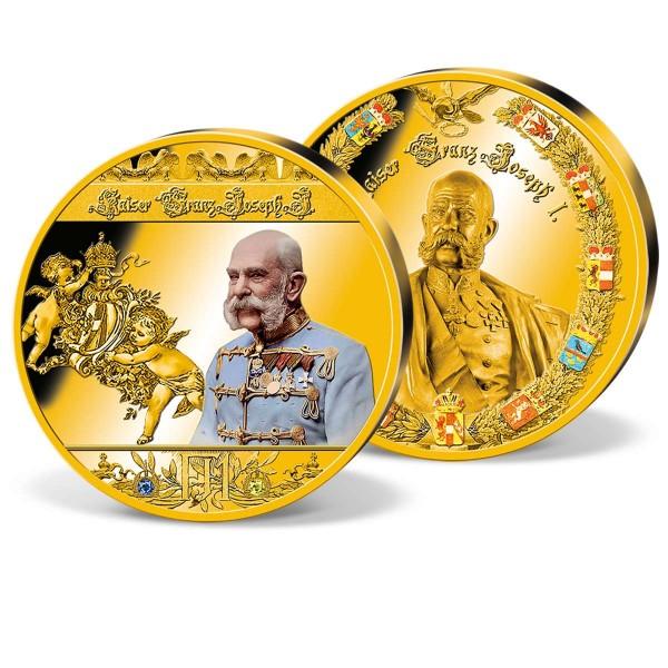 "Gigantenprägung ""Franz Joseph I."" AT_9173643_1"