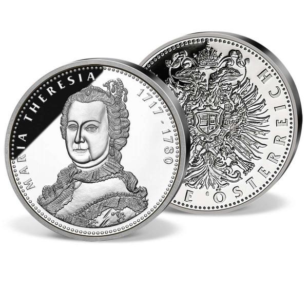 "Gedenkprägung  ""Kaiserin Maria Theresia"" AT_9090399_1"