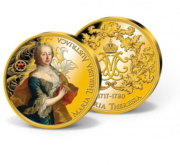 """Jubiläumsprägung """"Maria Theresia"""" zum 300. Geburtstag AT_9176801_1"""