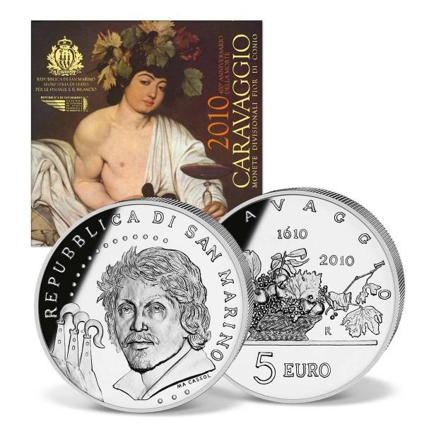 """Euro Kurssatz """"San Marino 2010"""" AT_2708663_1"""