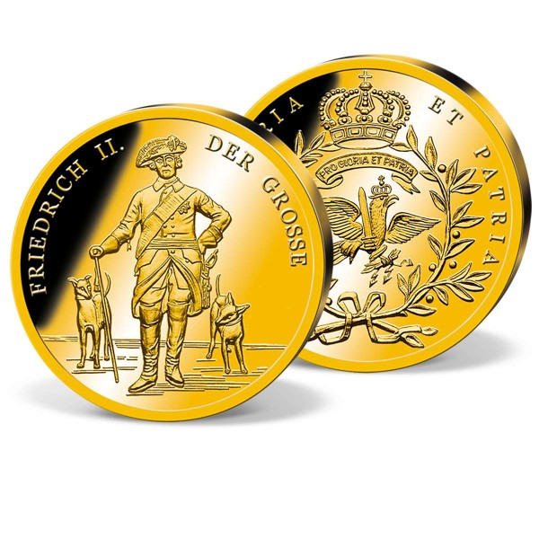 "Goldprägung ""Friedrichstaler"" AT_2538624_1"