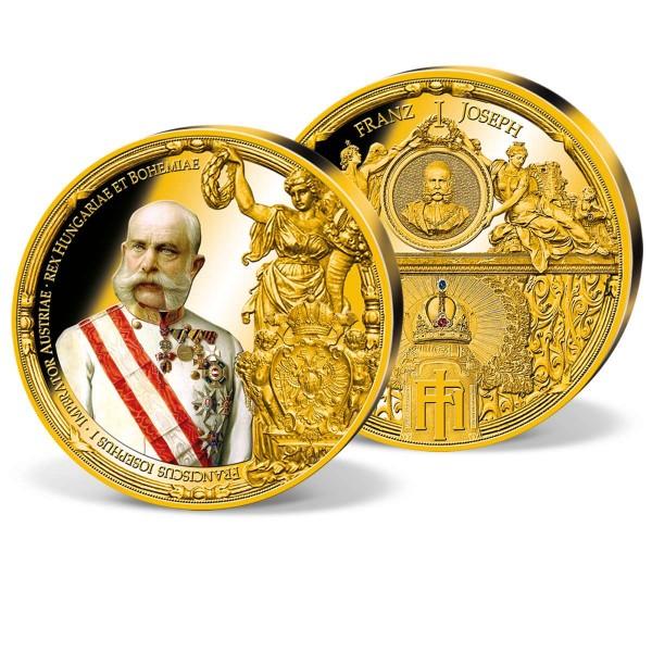 """XXXL-Prägung """"Franciscus Iosephus I."""" AT_9173761_1"""