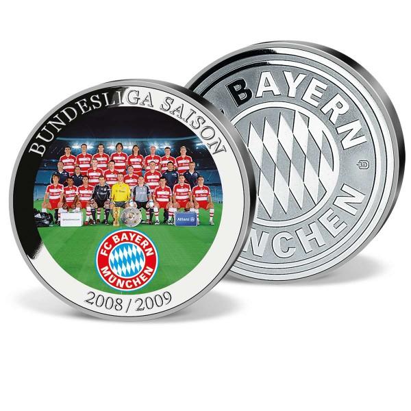 "Farb Gedenkprägung ""Bundesliga Saison 2008 2009"" AT_9856090_1"