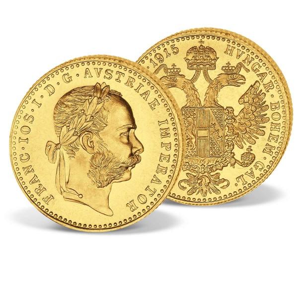 "Gold Dukat ""Franz Joseph I."" AT_2460122_1"