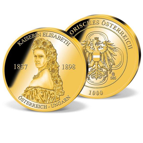 """Goldprägung """"Kaiserin Elisabeth"""" AT_2870130_1"""