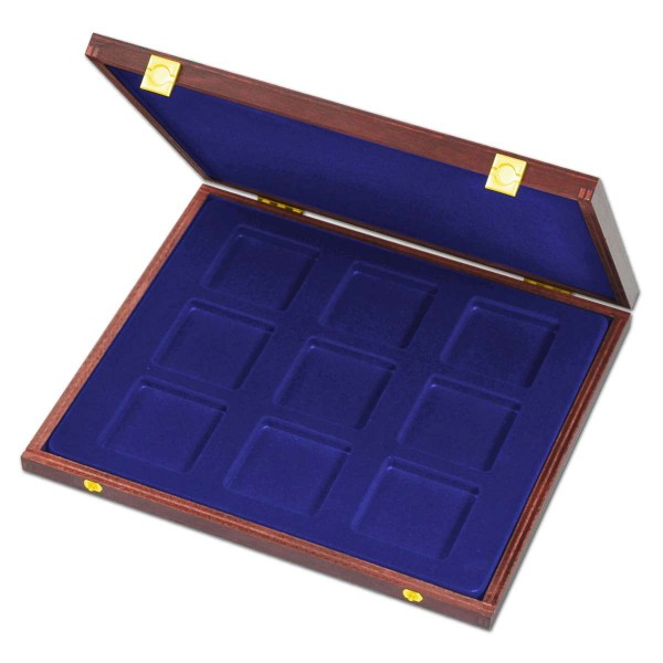 Sammelkassette für Münzen oder Medaillen, 9fach AT_2628860_1