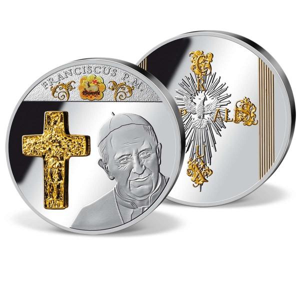 """Gigantenprägung """"Papst Franziskus"""" AT_1960901_1"""