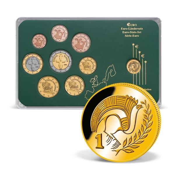 """Euro Ländersatz """"Zypern"""" AT_1203358_1"""