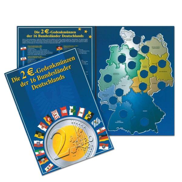 Sammelalbum der 2 Euro Gedenkmünzen Deutschlands AT_1614455_1
