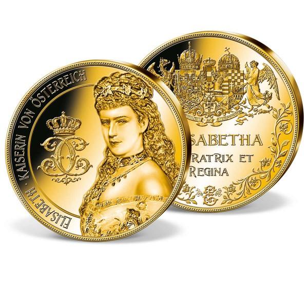 """Goldprägung """"Kaiserin von Österreich"""" AT_9092101_1"""