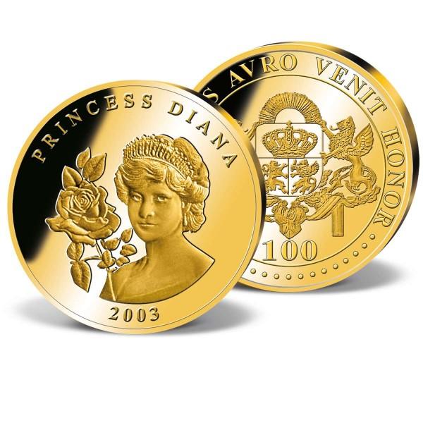 "Goldprägung ""Prinzessin Diana"" AT_2160010_1"