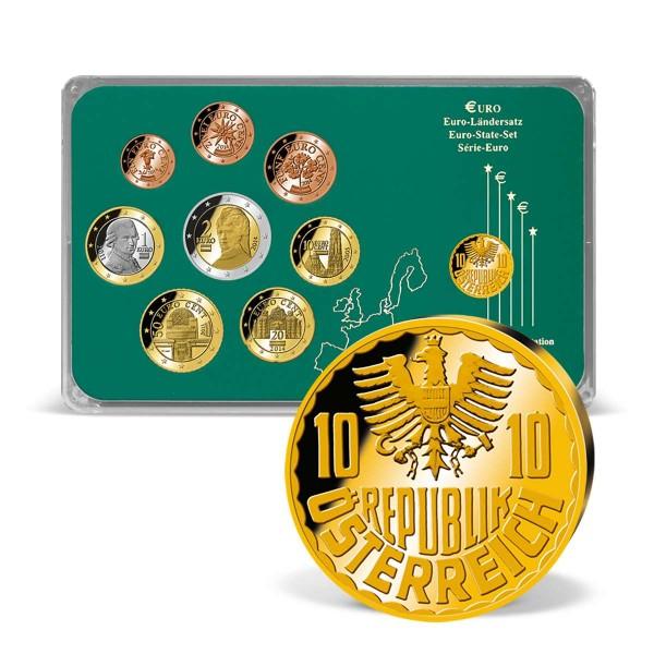 """Euro Ländersatz """"Österreich"""" AT_1203377_1"""