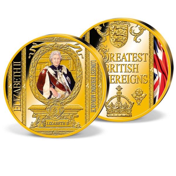 """Gedenkprägung """"Elizabeth II."""" AT_8206104_1"""