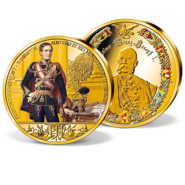"Gigantenprägung ""Franz Joseph I. 1853"" AT_9173646_1"