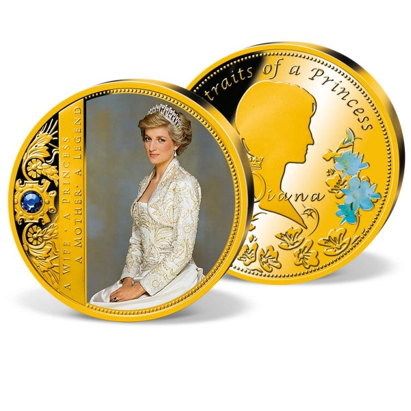 "Gigantenprägung ""Prinzessin Diana"" AT_1950661_1"