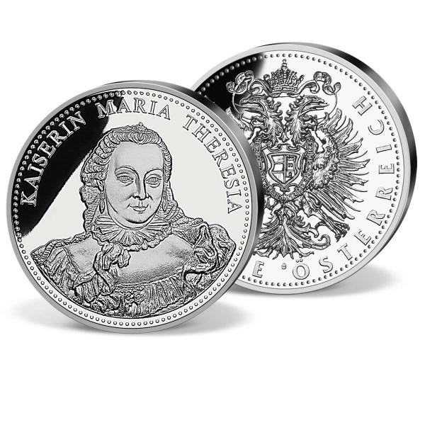 "Gedenkprägung ""Kaiserin Maria Theresia"" AT_2613758_1"