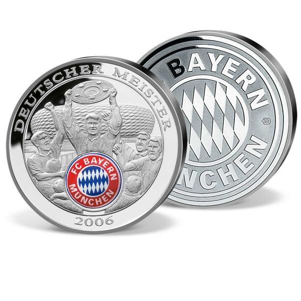 """FC Bayern München """"Deutscher Meister 2006"""" AT_9650320_1"""